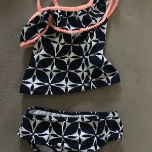 Toddler girls bathing suit